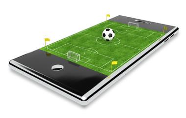 Football app - concept
