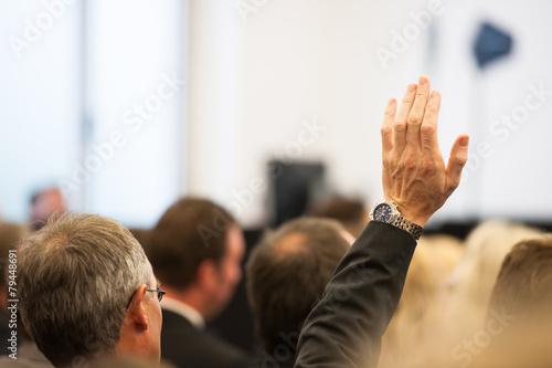 Handzeichen - 79448691