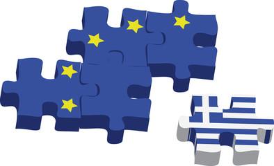 Puzzle greece