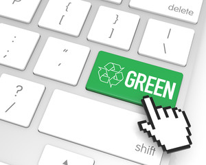 Recycling Enter Key