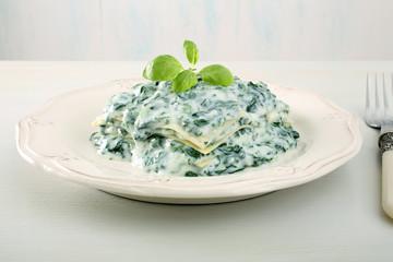 pasta lasagna verde