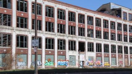 Detroit Factory Ruins 4