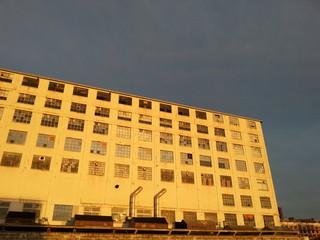 Alte Fabrik in Maastricht