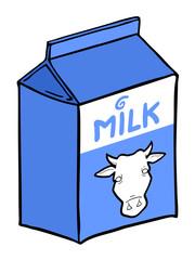 milk box design