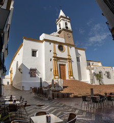 Christian Church of Nuestra Senora de Las Angustias
