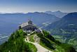Leinwanddruck Bild - Kehlsteinhaus auf dem Obersalzberg in Berchtesgaden