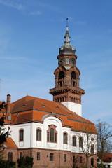 Evangelische Auferstehungskirche in Karlsruhe-Rüppurr