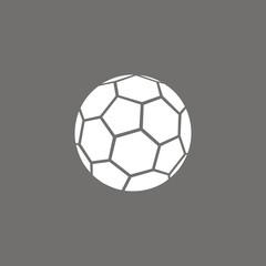 Icono balón fútbol FO