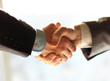 Business people shaking hands - 79464800