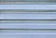 Corrugated aluminium
