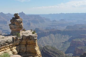 View of the Gran Canyon, Arizona