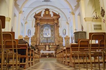Altare Chiesa Santa Maria Immacolata Alassio