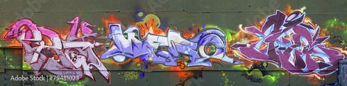 Graffiti - 79481023