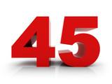 number 45 - 79489448