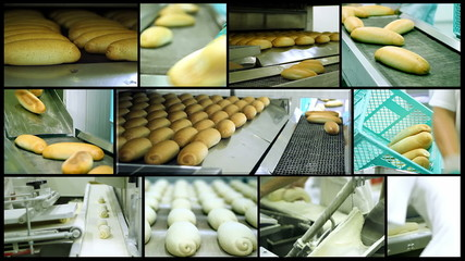 Bakery Factory Bread