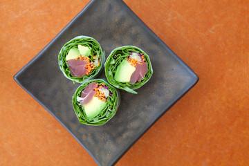 Soypaper Lettuce Wraps