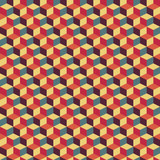 Fototapety abstract retro geometric pattern
