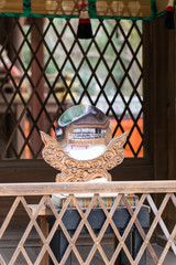 河合神社・鏡