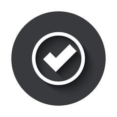 Vector modern  gray circle icon