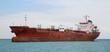 Öltankschiff am Atlantik - 79495656