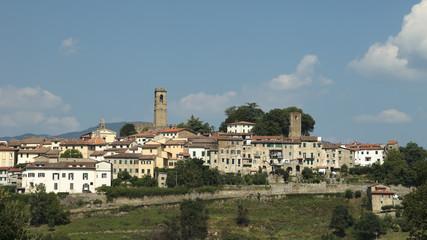 Il paese di Poppi, Arezzo