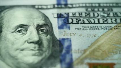 macro shot united states dollars part 4 of 4