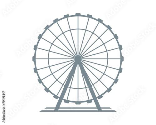 Zdjęcia na płótnie, fototapety, obrazy : Ferris Wheel
