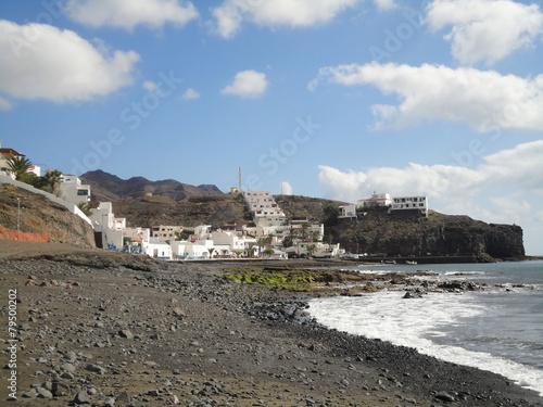 Małe plaże - Fuerteventura