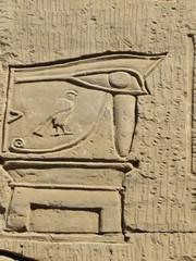 Birthing medicine hieroglyph