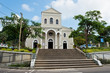 Cathedral of the Immaculate Conception in Victoria, Mahe island,