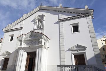 Ingresso e facciata arcidiocesi di Gorizia