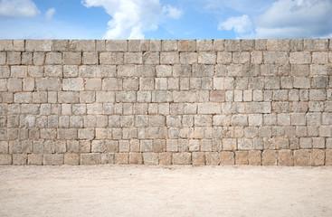 Sky Wall Ground