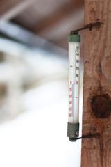 Aussen Thermometer