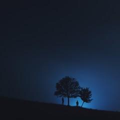 Men silhouettes