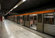 metro station in athens - 79508648