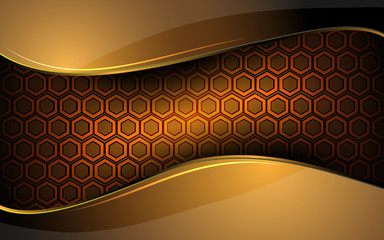 abstract polygon texture background