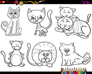 people with pets coloring page
