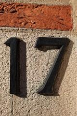 numéro 17
