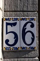 56, cinquante six, cinquantasei, fifty-six,