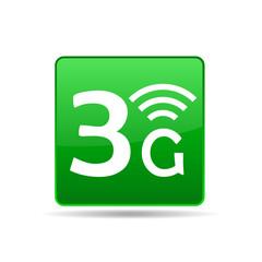 vector icon 3G