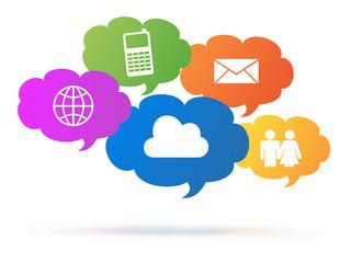 Servizi Cloud - nuvola - server