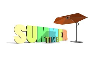 Tijd voor de zomer