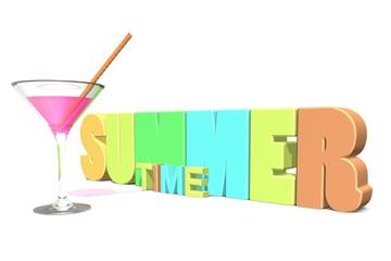 Tijd voor zomerse drankjes