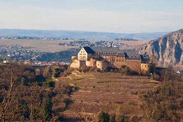 Burg Ebernburg bei Bad Kreuznach
