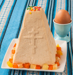 Traditional Easter dessert