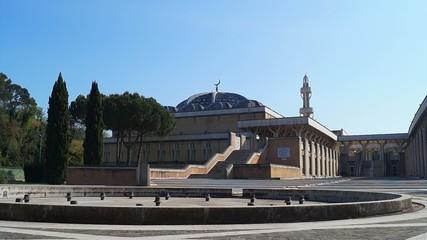 mosque of rome moschea di roma 1