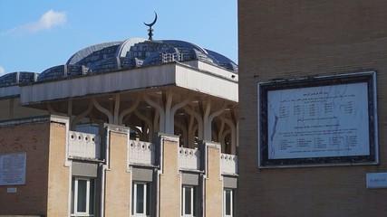 mosque of rome moschea di roma 3