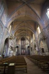 Intérieur de l'Abbaye Saint-Michel, Gaillac