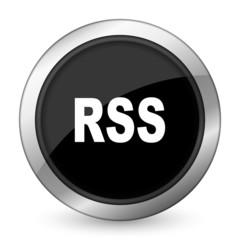 rss black icon