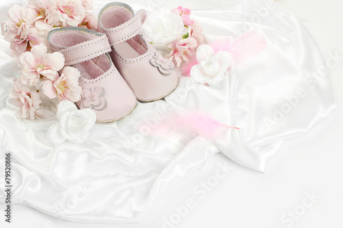 canvas print picture baby shower decoration